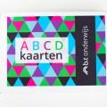 ABCD kaarten doos